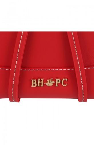 Beverly Hills Polo Club Çanta 650BHP0586 Kırmızı 650BHP0586