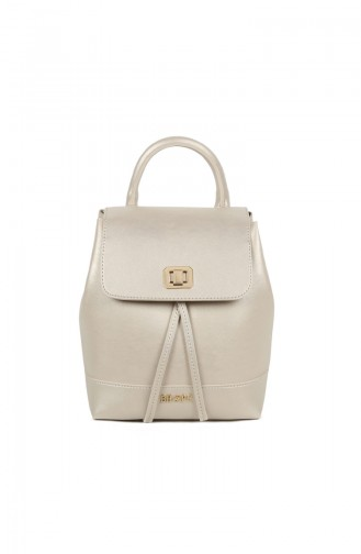 Beverly Hills Polo Club Women´s Backpack 650BHP0692 Gold 650BHP0692