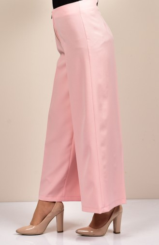 Pantalon Large 2077-04 Rose 2077-04
