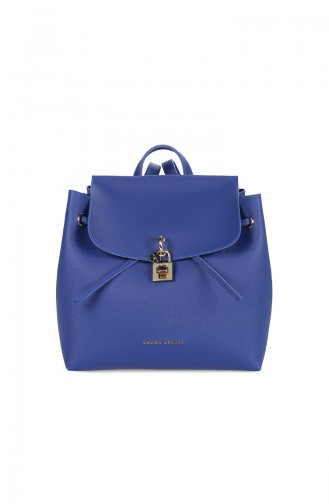 لورا آشلي حقيبة ظهر نسائية  651 LAS0864 لون أزرق 651LAS0864