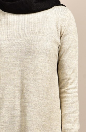 Pull Tricot 4016-04 Beige 4016-04