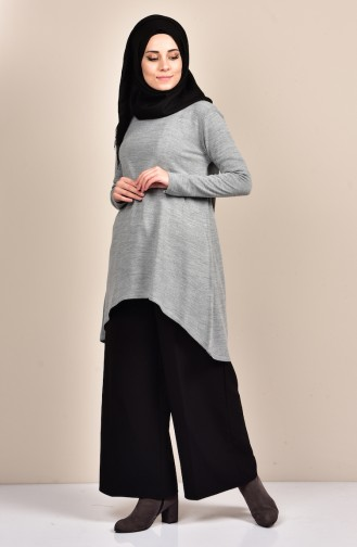 Pull Tricot 4016-05 Gris 4016-05