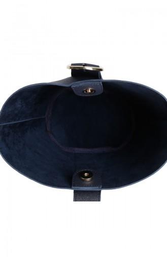 Laura Ashley Women´s Shoulder Bag  651LAS0817 Dark Blue 651LAS0817