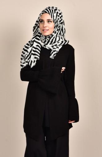Black Knitwear 0552-03