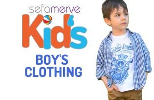 Erkek Çocuk Giyim