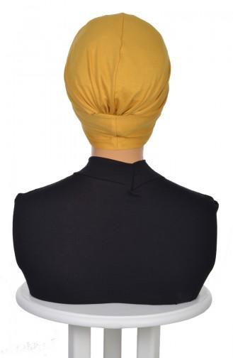 Bonnet Peigné DB0001-11 Moutarde 0001-11