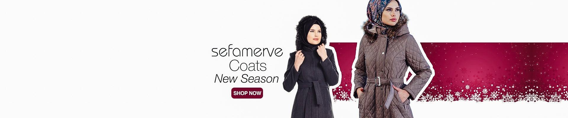 Sefamerve Coat Models
