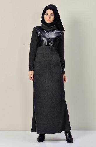 Khaki Dress 9211-04