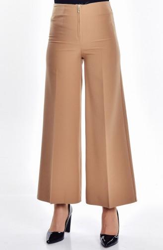 Pantalon Large 0845-06 Camel 0845-06