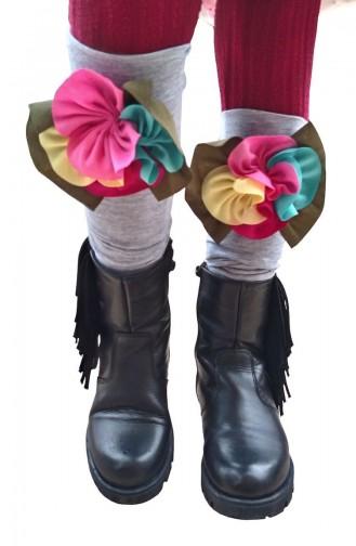 Gray Hat and bandana models 08