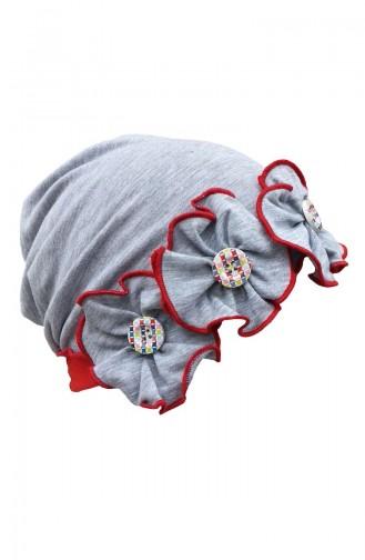 Red Hat and bandana models 48