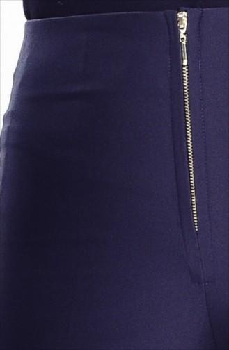 Pantalon Large 0845-05 Bleu Marine 0845-05