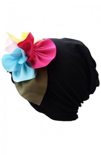 Black Hat and bandana models 30