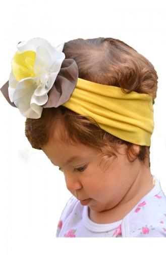 Yellow Hat and bandana models 10