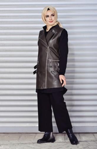 Khaki Vest 5085-02