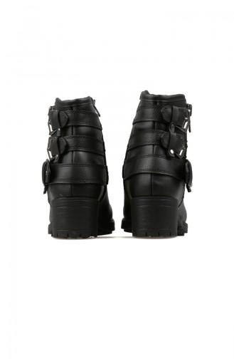 Zenne Bottes 3 Pinces 26030-01 Noir 26030-01