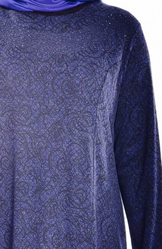 Navy Blue Dress 4426B-03