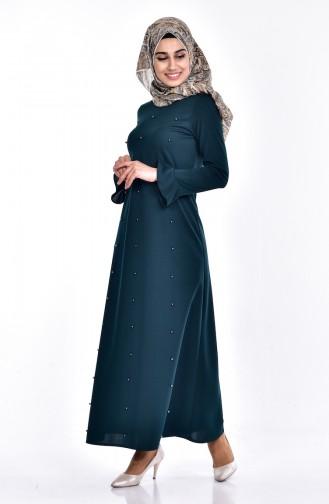 Emerald İslamitische Jurk 8019-02