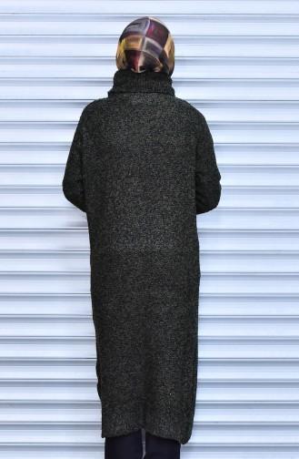 Long Pull Tricot 4022-01 Khaki 4022-01