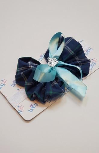 Navy Blue Hat and bandana models 239