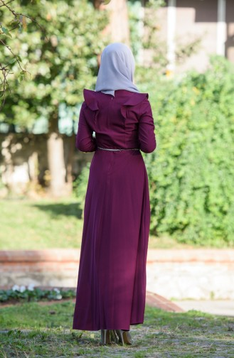 Damson İslamitische Jurk 7546-01