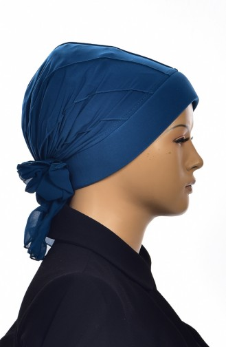 Oil Blue Ready to wear Turban 1006-09
