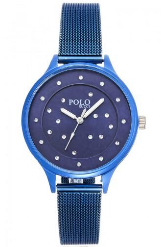 Polo Montre RRBG17056-01 Bleu Roi 17056-01