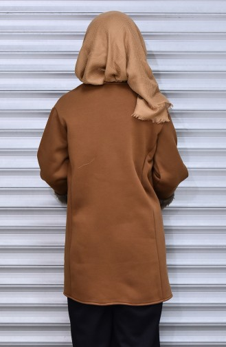 Tobacco Brown Jacket 4056-04