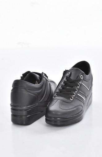 Black Sport Shoes 0101-05