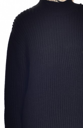 iLMEK Knitwear Sweater 4017-01 Black 4017-01