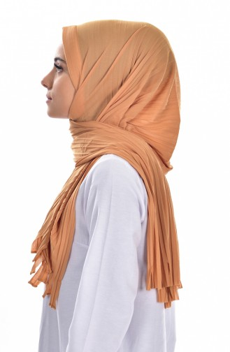 Mustard Ready to wear Turban 1018-06