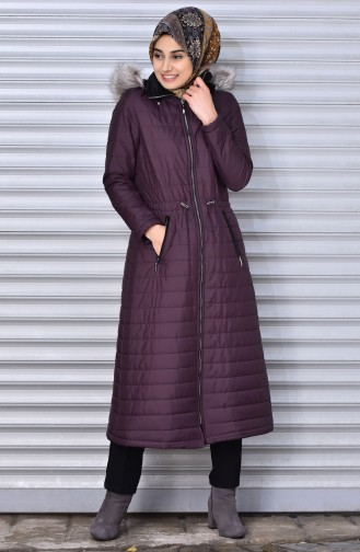 Purple Coat 35565B-01