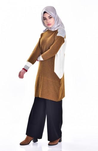 Triko Kazak 91909-01 Hardal