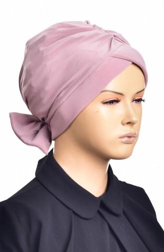 Sandy Turban Bonnet Prêt 1002-04 Vison 1002-04