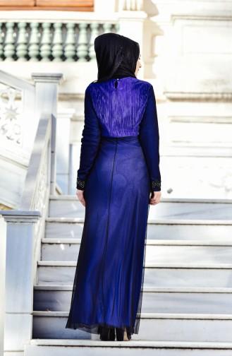 فستان بتصمبم مميز بتفاصيل لامعة  99135-06