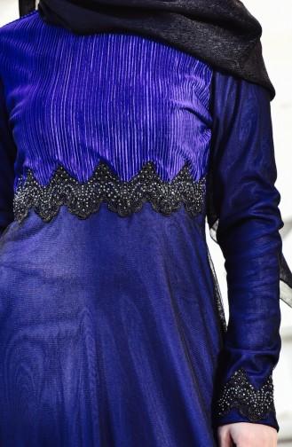 Hijab Abendkleid 99135-06 Saks 99135-06
