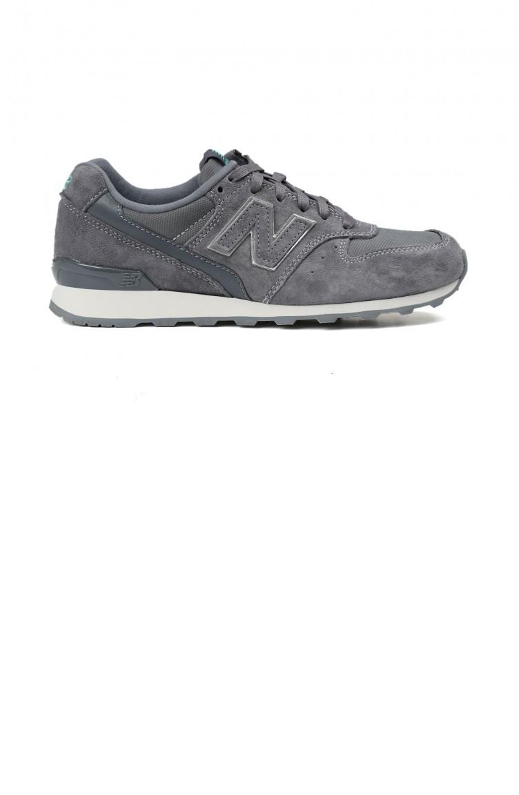 New Femme Gris 596700 Pour Chaussure Balance Wr996eb 4L53jARq