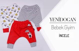Yenidoğan ve Bebek Giyim