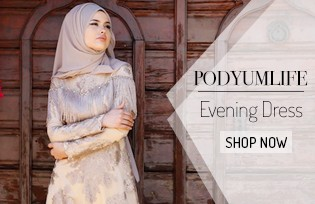 PODYUMLIFE Evening Dress