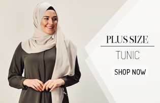 Tunics - Plus Size Muslim Clothing
