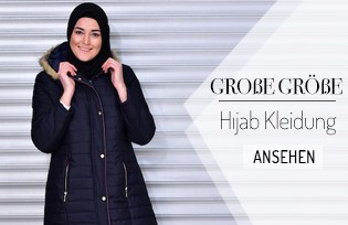 Hijab Große Größen Kleidung