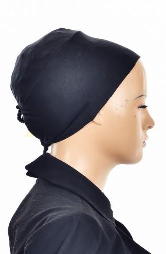 Lace Up Classic Bonnet -03 Black 03
