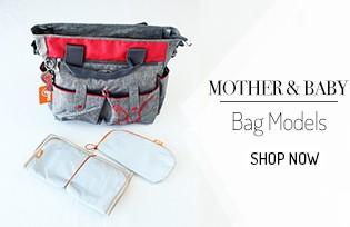 Anne ve Bebek Çanta Modelleri