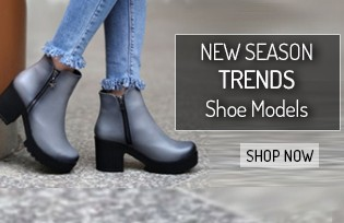 New Season Trend Shoes Models