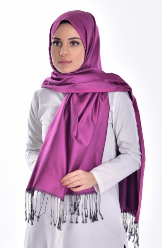 Purple Sjaal 24