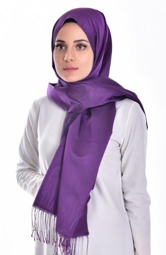 Bright Purple Shawl 29