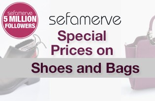 5 Milyona Özel Ayakkabı Çanta Özel Fiyat