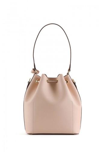 Beverly Hills Polo Club Women´s Shoulder Bag 650BHP0542-01 Powder 650BHP0542