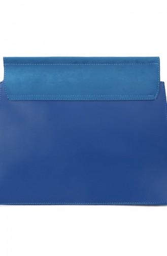 Saxon blue Shoulder Bag 657BHP0583