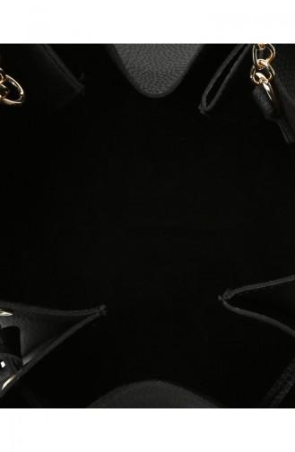 Beverly Hills Polo Club Women´s Shoulder Bag  650BHP0646-01 Black 650BHP0646